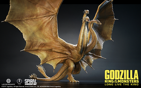 VS-KGS001: King Ghidorah Standard Edition