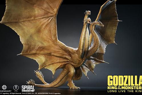 King Ghidorah Statue - Standard Edition