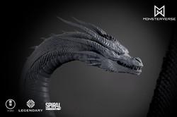 Enhanced King Ghidorah
