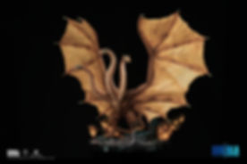 King Ghidorah Deluxe Edition