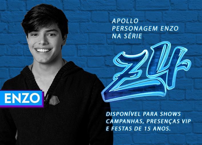 Apollo Costa - Enzo Z4
