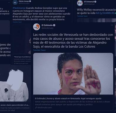 Las víctimas de violencia sexual no están solas en Venezuela