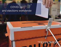 How Covid-19 is affecting elections worldwide
