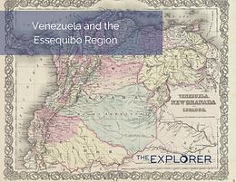 Will Venezuela lose its longstanding dispute with Guyana over the Essequibo Region?
