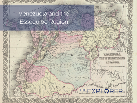 Will Venezuela lose its longstanding dispute with Guyana over the Essequibo Region?