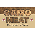 CAMO MEAT - NEW LOGO ( effective January