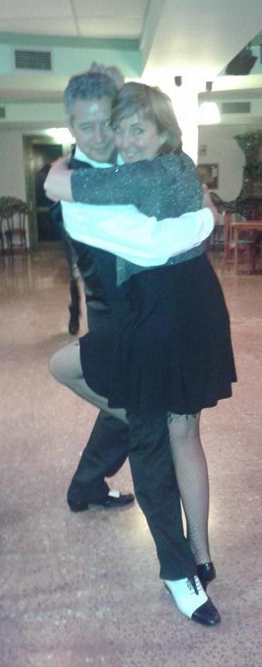 Blij dansje