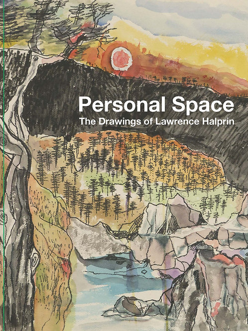 Personal Space: The Drawings of Lawrence Halprin (book)