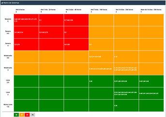 Processos Críticos - Software Interisk - Riscos Cibernéticos - Brasiliano Interisk