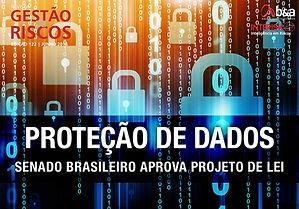Revista Gestão de Riscos 122 Proteção de Dados