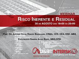Apresentação Brasiliano INTERISK - Inteligência em Riscos Corporativos - o valor da inteligência
