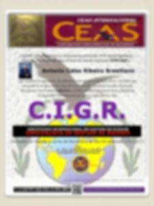 CEAS, CIGR, Certificado, Brasiliano, Gestão de Riscos, Gestión de Riesgos, Brasiliano
