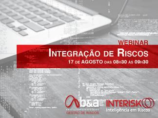 Webinar Integração de Riscos