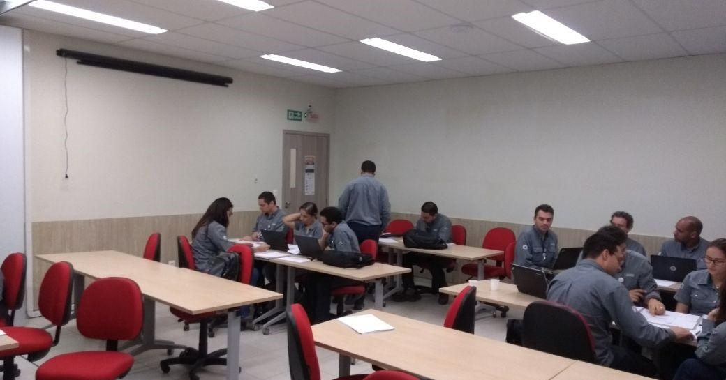 Treinamento Brasiliano INTERISK