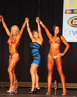 NPC Bikini contest, 2014