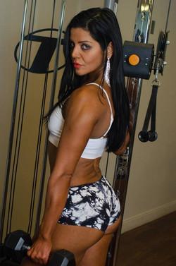 Fitness Photoshoot, Las Vegas