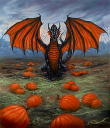 Samhain's Dragon