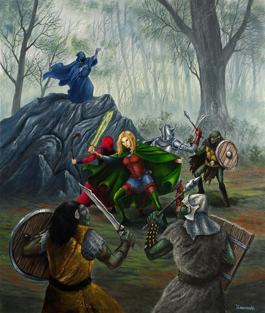 The Blade of Ivoreth