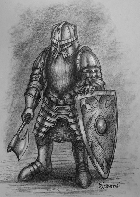 The Armor of Durgeddin the Black
