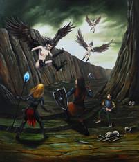 Assault of the Harpies