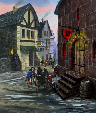 The Wyvern's Watch