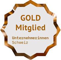 Gold Mitglied Unternehmerinnen Schweiz.j
