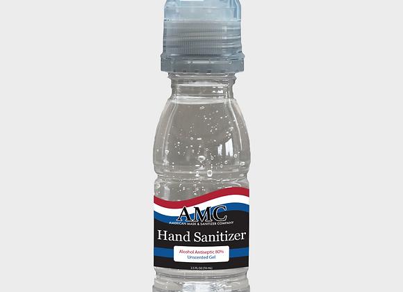 American Made Sanitizer - 2.25 oz Bottle