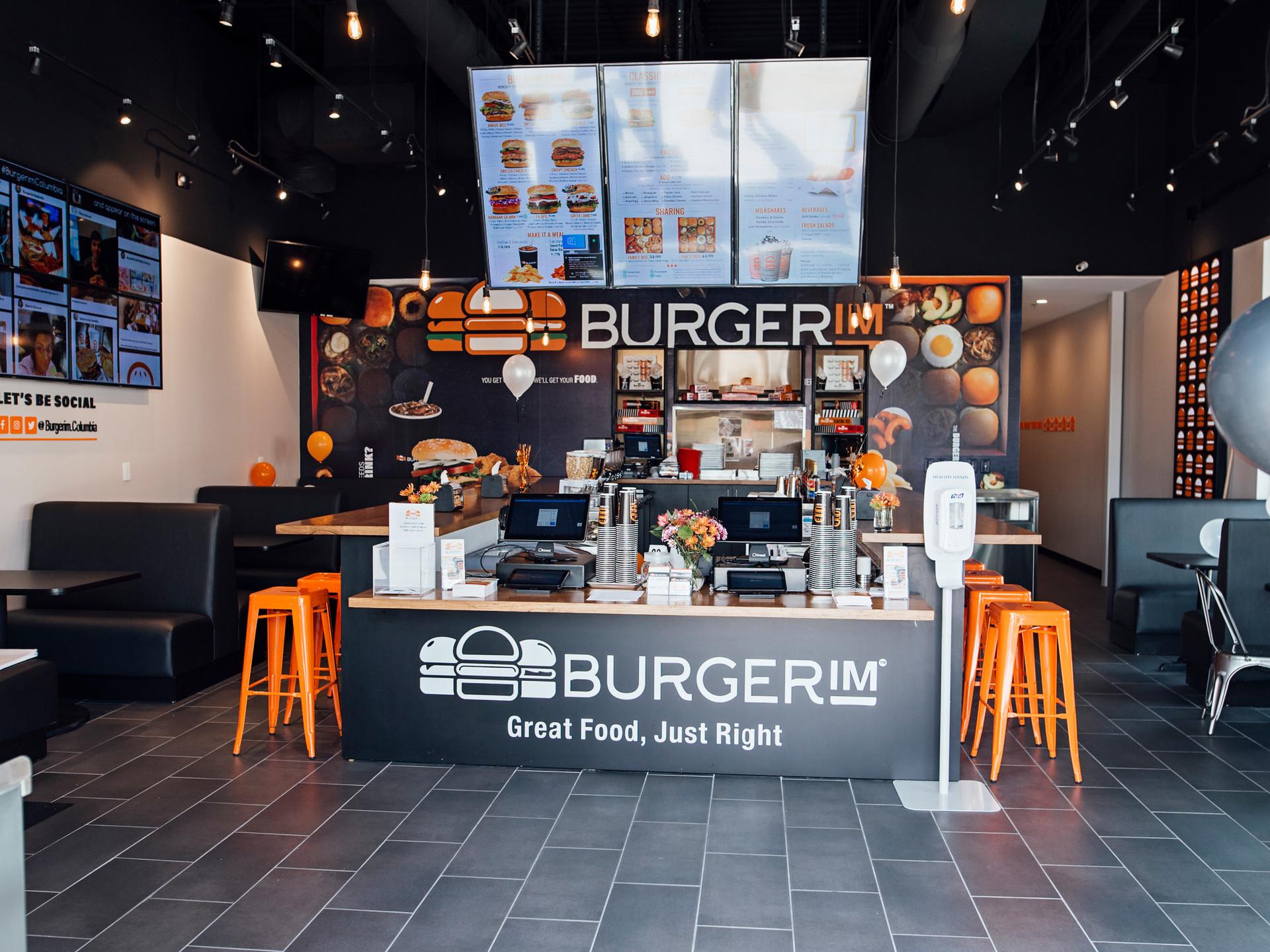 BurgerIM - Columbia, SC