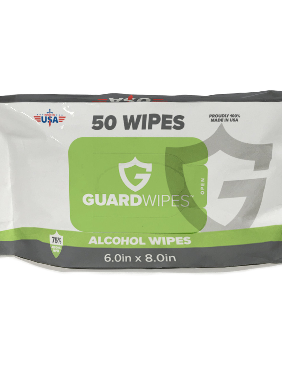 Guardsman Guardwipes 4 Pack