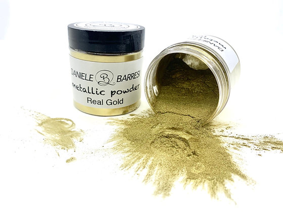 Metallic Real Gold