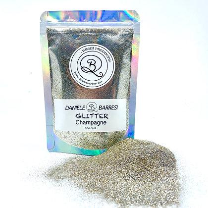 Champagne - fine dust