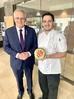 Daniele Barresi for the Prime Minister of Australia Scott Morrison