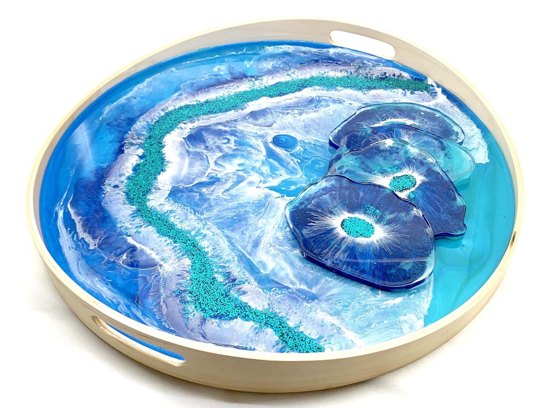 Maldive tray
