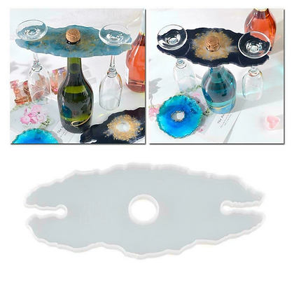 DIY Silicone Glass Holder Mould