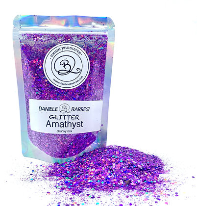 Amethyst - Chunky Mix