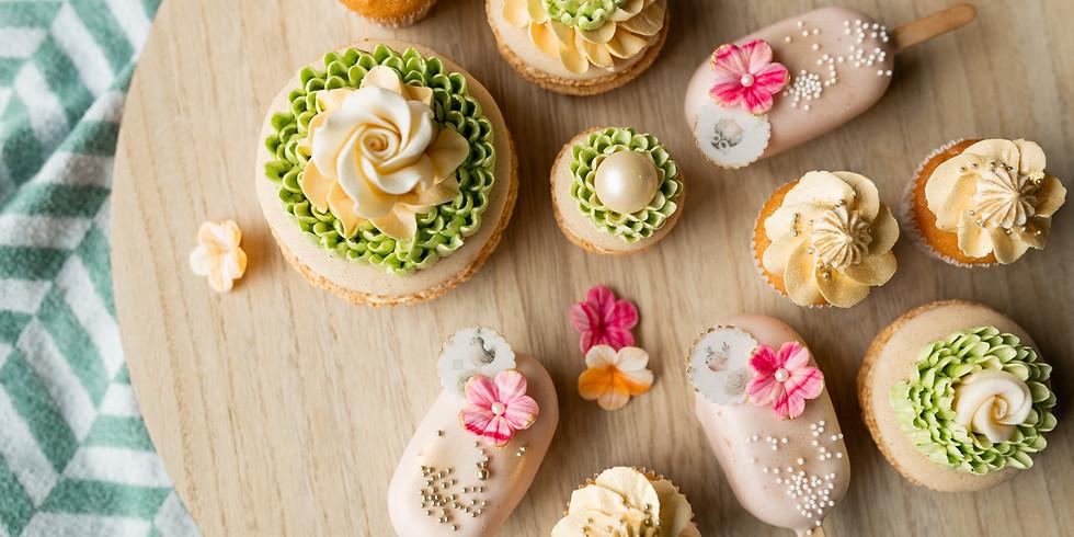 cakes versieren