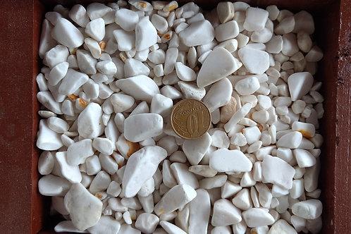 Seixo Branco Nº 0 / 20 kg
