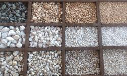 amostras granilhas