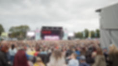 tramlines event performance crowd background