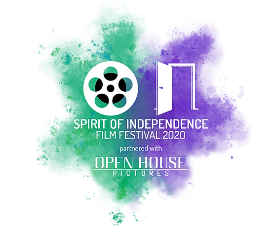 spirit of independence short film festival logo