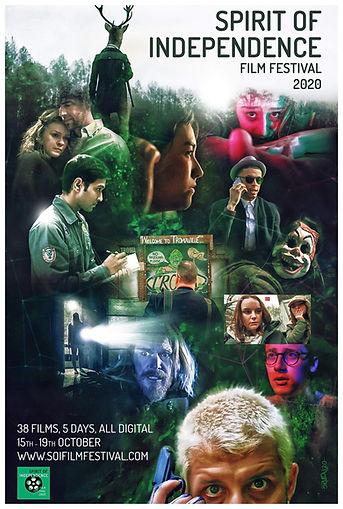 spirit of independence short film festival poster