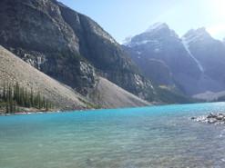 Lake Louise, Banff et Canmore