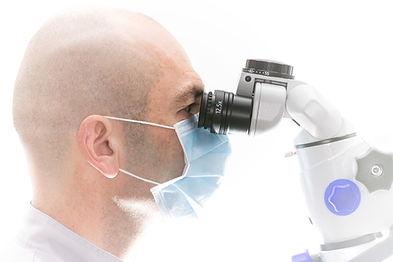 david gerdolle, dentiste, dentist, microscope, aesthetic dentistry, veneer, composite, bleaching