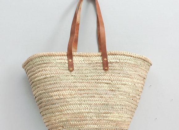 Valencia Shopper Basket