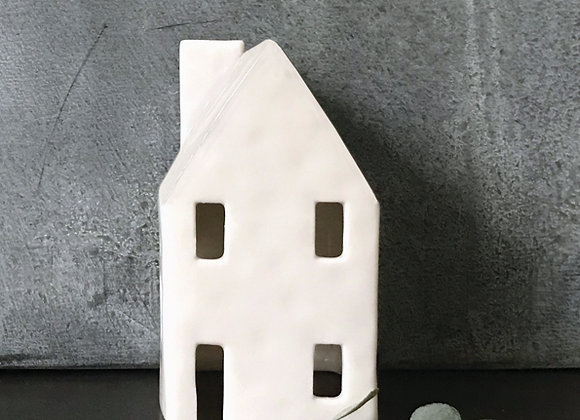 Porcelain Tealight House No88