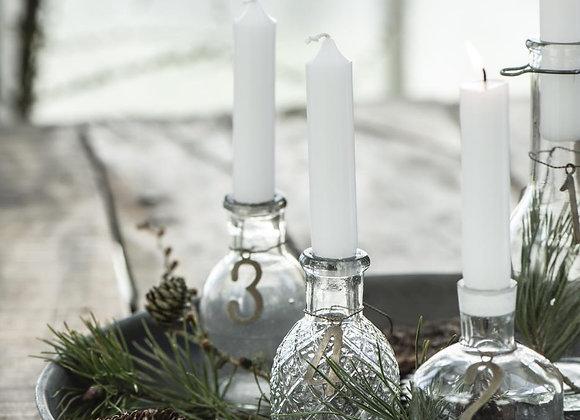 Harlequin Vase/Dinner Candle Holder