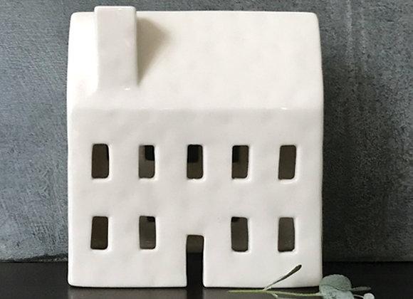 Porcelain Tealight House No86