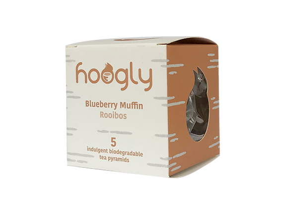 Hoogly Teapods - Blueberry Muffin