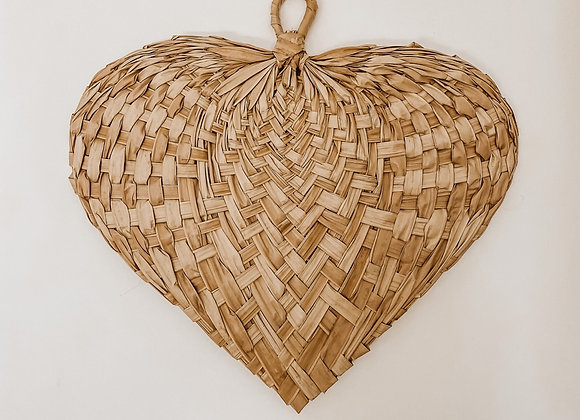 Large Palm Heart