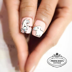 🦄 , Cute Picture provided by customer. 【Done by Ketian】 》》》On-going promotions _ Price menu _ Onlin